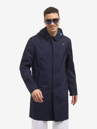 TRENCH UOMO IN MICRO-RIP JIM