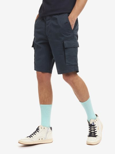 POCKET BERMUDA SHORTS