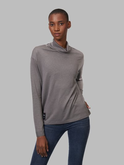 PULL COL MONTANT LYOCELL