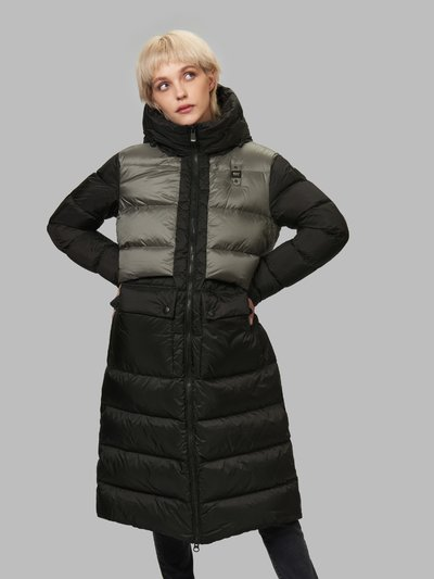 BRITTANY LONG DOWN JACKET