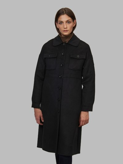 STACY COAT WITH DETACHABLE INNER DOWN JACKET