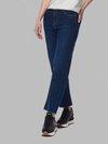 Blauer - STRAIGHT LEG DENIM - Dusty Indaco - Blauer