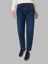 Blauer - CARROT FIT JEANS - Dusty Indaco - Blauer