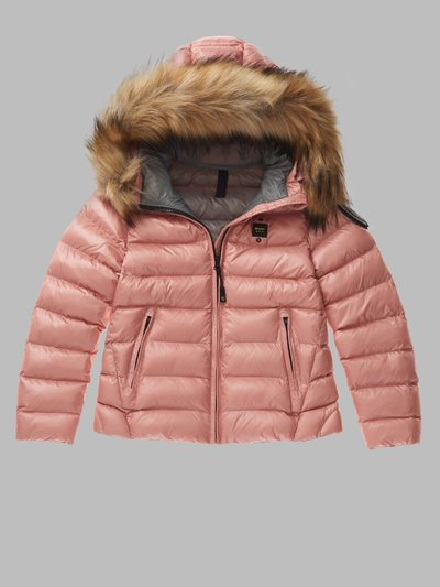 MICHELLE DOWN JACKET WITH FUR