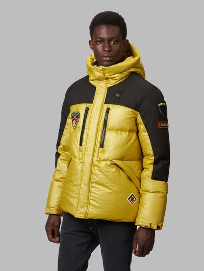 RUBEN EXPEDITION TECHNICAL DOWN JACKET