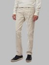 Blauer - RIBBED TROUSERS - Lime - Blauer