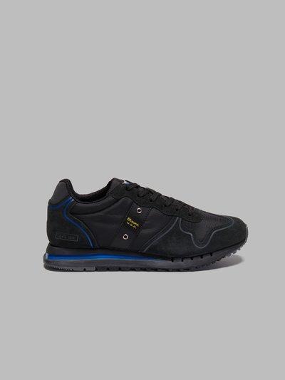 QUARTZ RUNNING SNEAKERS - Blauer