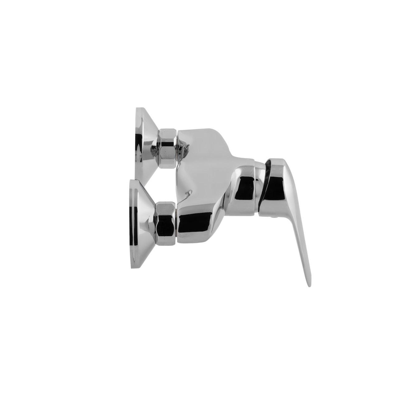 Wall shower mixer Fusion - 360 - 0