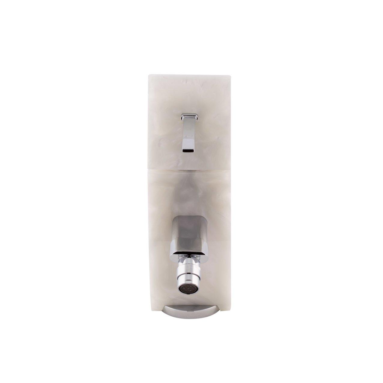 Bidet Mixer EDM White Pearl - 360 - 0