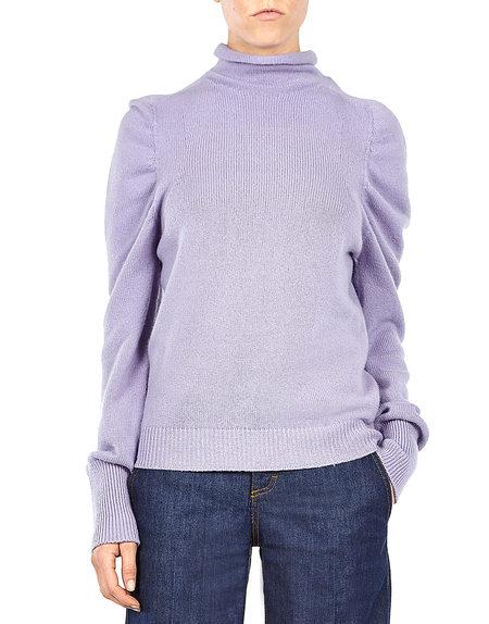 Lavender Cashmere Pullover