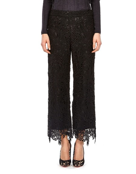 Macrame' Lace Pants