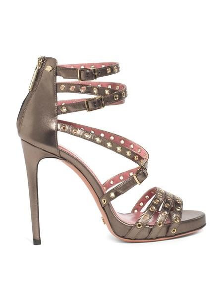 Sandale mit Riemen