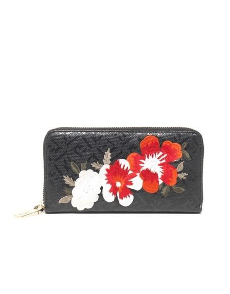 Brieftasche aus Kunstleder