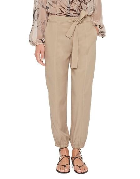 Pantalone Jogging Con Cintura