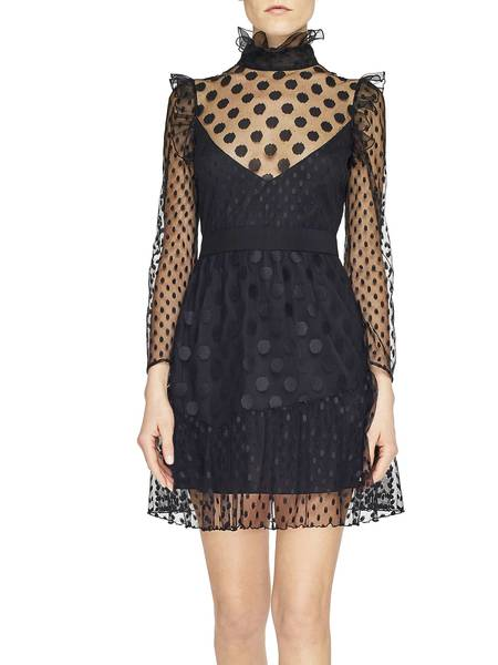 Kleid Aus Plumetis