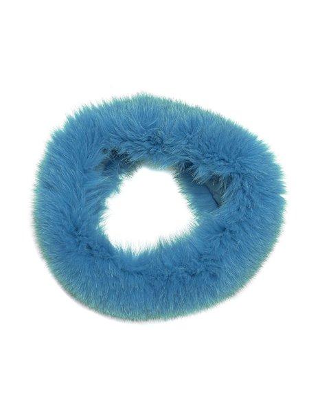 Collar in faux fur