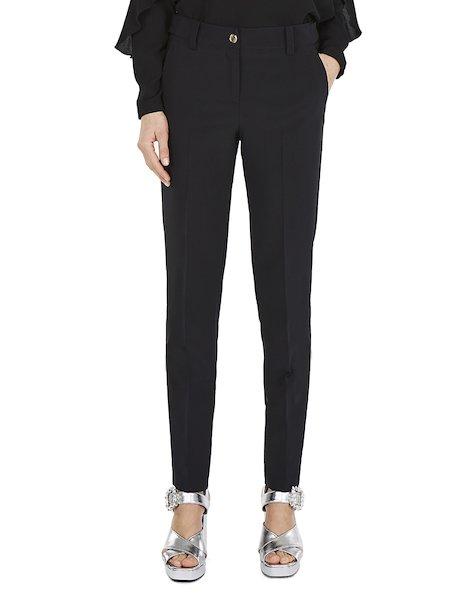 Pantalones de pitillo - Negro