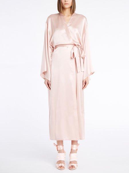 Silk Satin Kimono