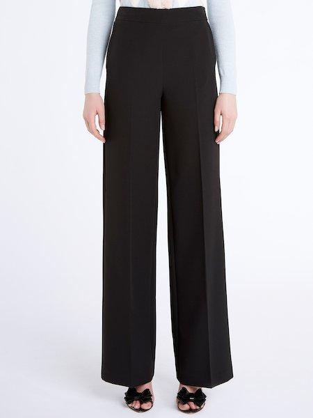 Pantalones de pata de elefante - Negro