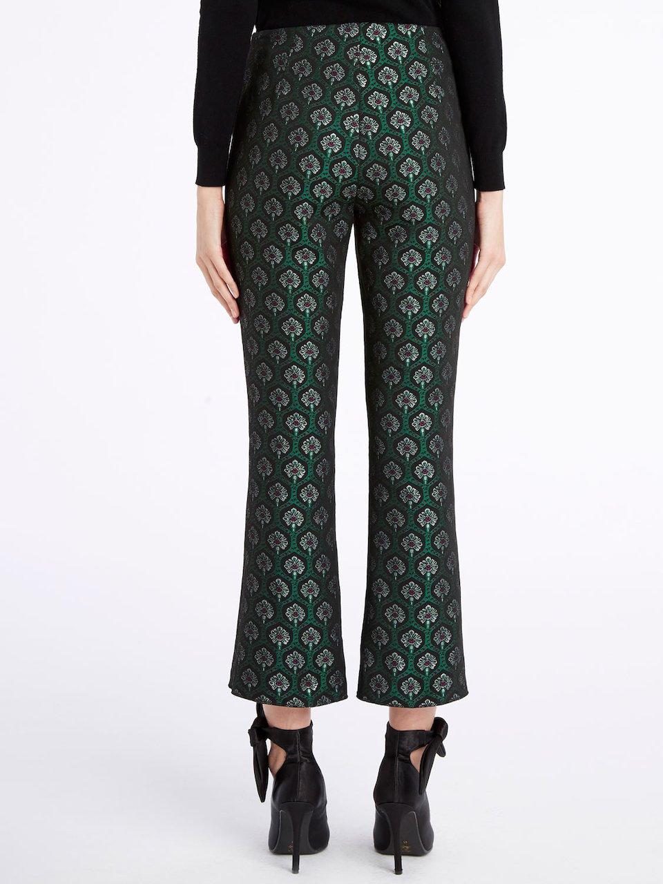 a basso prezzo e9c9f 90792 Pantaloni Jacquard A Trombetta | Blumarine ®