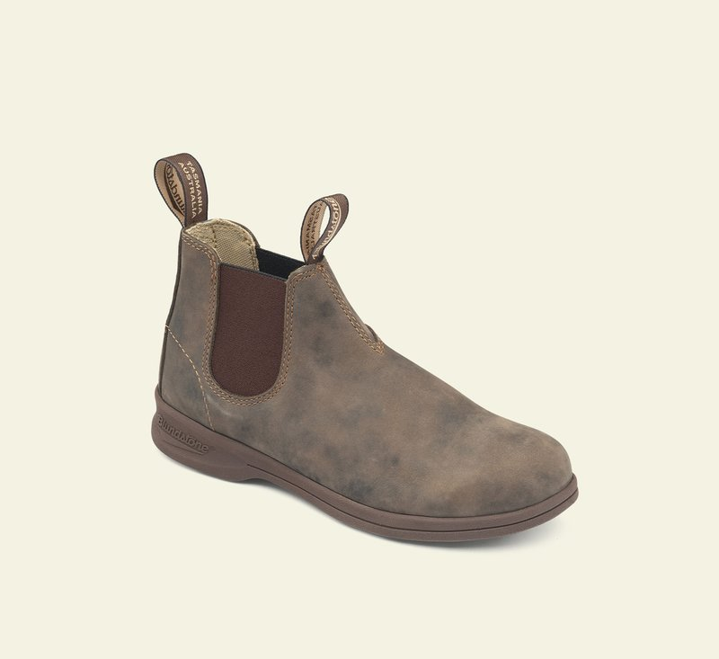 Boots #1496 - ACTIVE SERIES - Rustic Brown