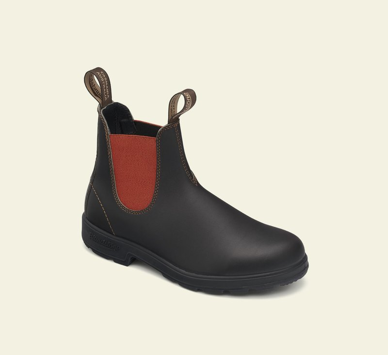 Boots #1918 - ORIGINALS SERIES - Brown & Terracotta