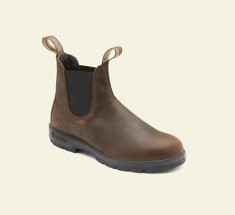 Boots #1609 - CLASSICS SERIES - Antique Brown