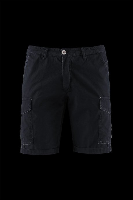 Herren Bermuda-Shorts Multi Pockets