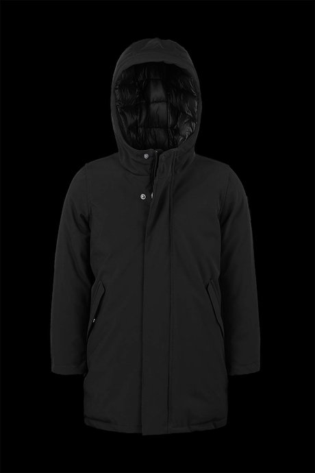 Parka in softshell