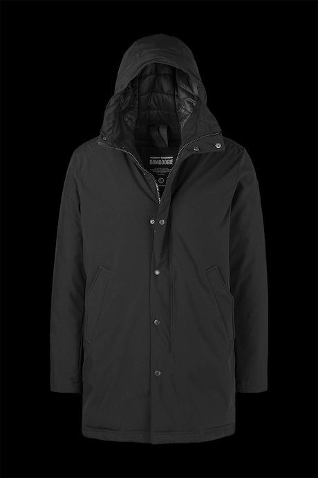 Softshell Padded Coat
