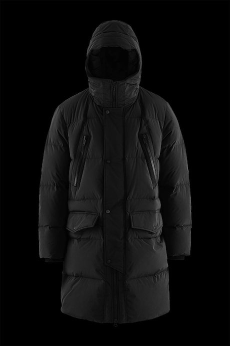 Multi Pocket Padded Coat