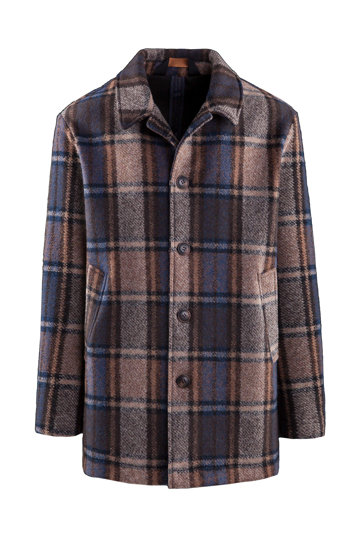 Coat check pattern