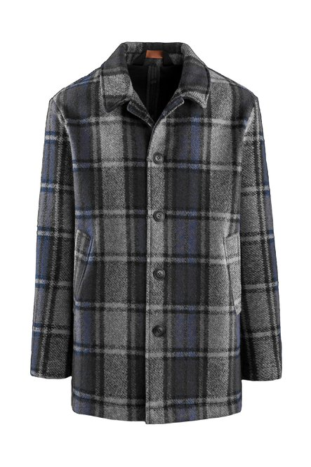 Coat check pattern