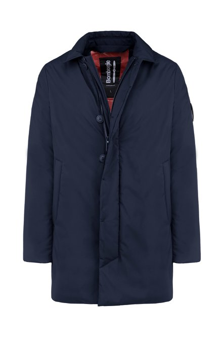 Water resistant overcoat recycled PrimaLoft® filling