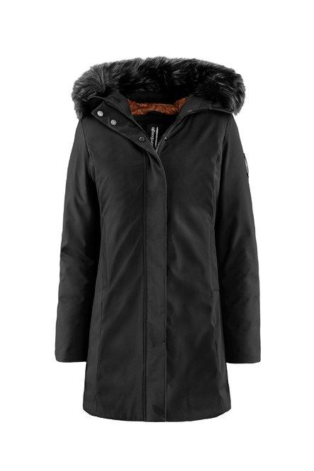 Parka PrimaLoft® filling with faux fur hood