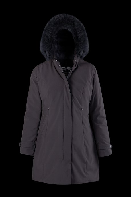 Softshell Parka Long Fur Inserts
