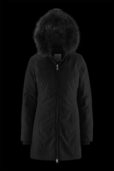 Slim Fit Parka Fur Inserts