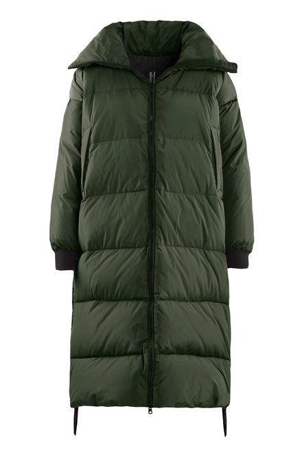 Osaka Long Down Jacket