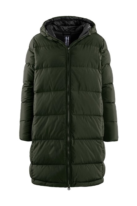 Okinawa Long Down Jacket