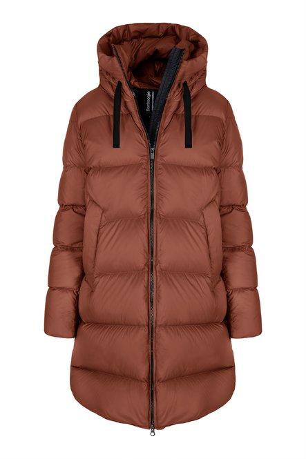 Geneva Long Down Jacket