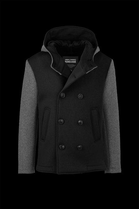 Short Coat Bi Material