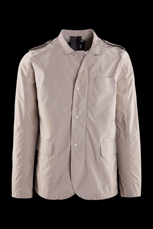 Cotton-nylon blazer