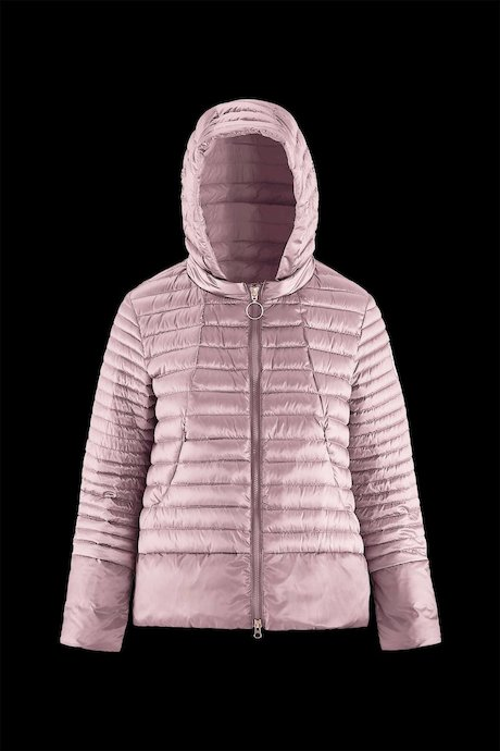 Woman's down jacket Flared