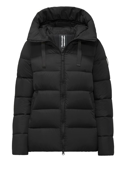 Rome down jacket in recycled nylon