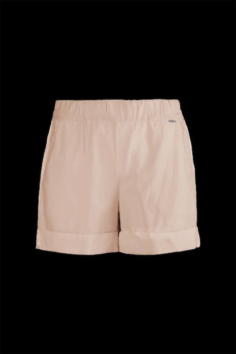 Shorts with lateral stripes