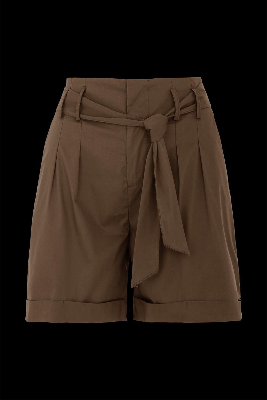 Shorts with sash