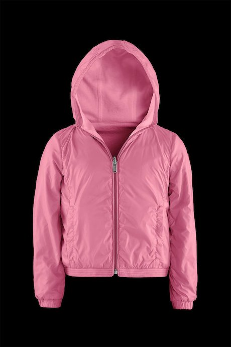 Girl's Jacket Reversibile