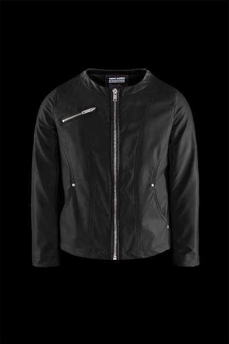Girl's Jacket Faux Leather