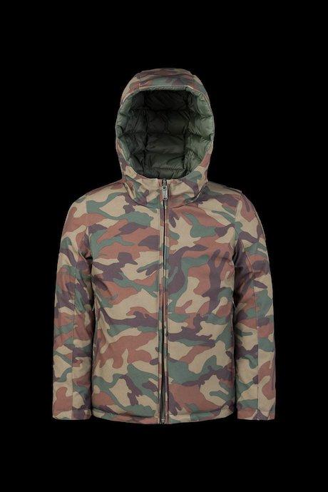b9026d9767f8 jackets Kid Softshell Jacket Reversible - Bomboogie