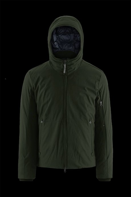 Padded Softshell Jacket